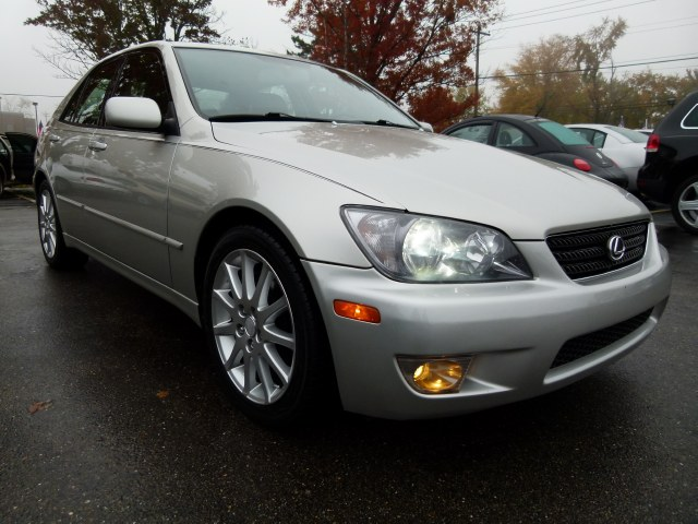 Used Lexus IS 300 4dr Sport Sdn Auto 2005