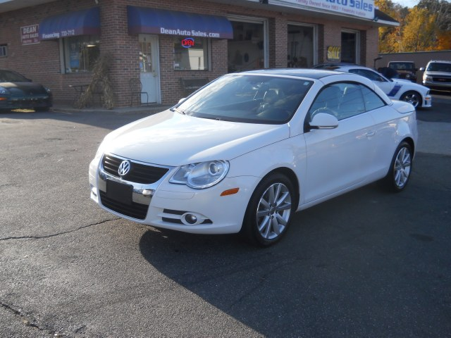 Used 2007 Volkswagen Eos in W Springfield, Massachusetts
