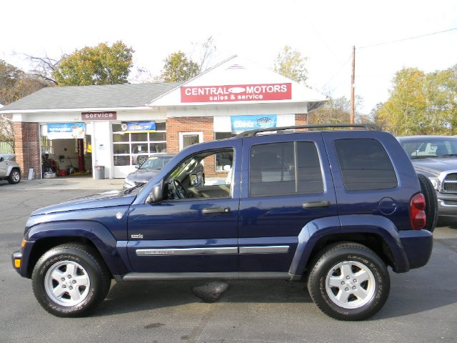 Used 2006 Jeep Liberty in Southborough, Massachusetts