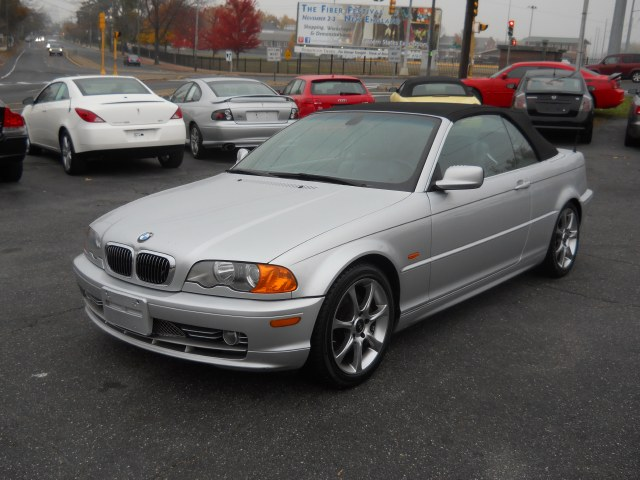 Used BMW 3 Series 330Ci 2dr Convertible 2001