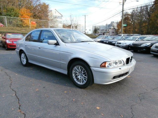 Used BMW 5 Series 530iA 5-Spd Auto 2002