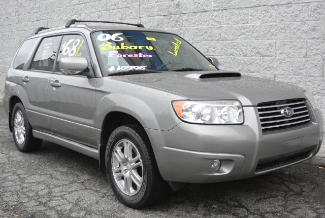 Used Subaru Forester XT Leather Panoramic Sunroof 2006