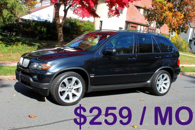 Used BMW X5 X5 4dr AWD 4.8is 2005