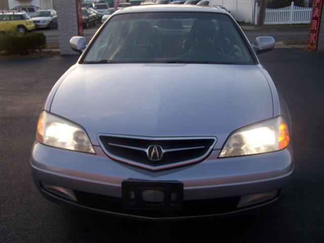 Used Acura CL 2dr Cpe 3.2L 2001