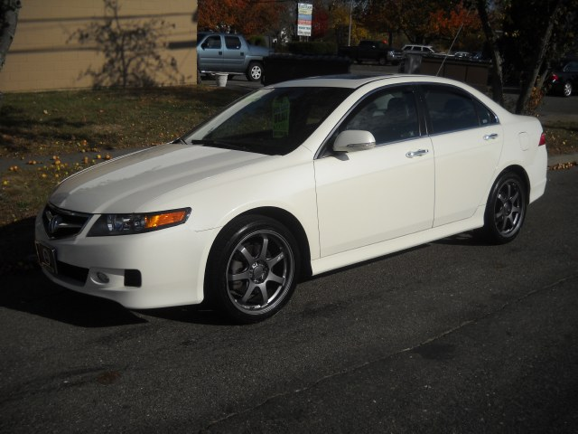 Used Acura TSX 4dr Sdn AT 2007