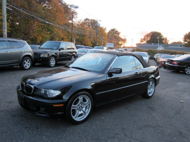 Used BMW 3 Series 330Ci 2dr Convertible 2004