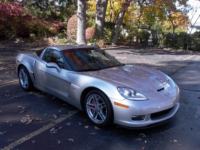 Used Chevrolet Corvette 2dr Cpe Z06 2006