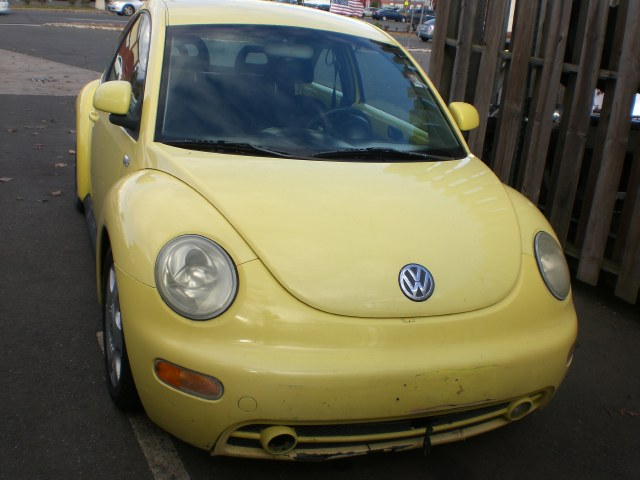 Used Volkswagen New Beetle 2dr Cpe GLS TDI Manual 1999