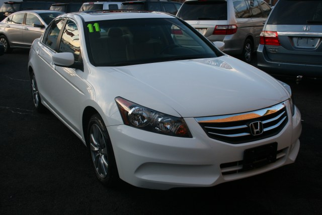 Used Honda Accord Sdn 4dr I4 Auto EX 2011
