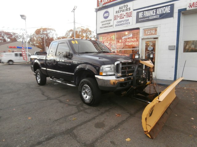 "Used Ford Super Duty F-250 Supercab 142"" XLT 4WD 2002"