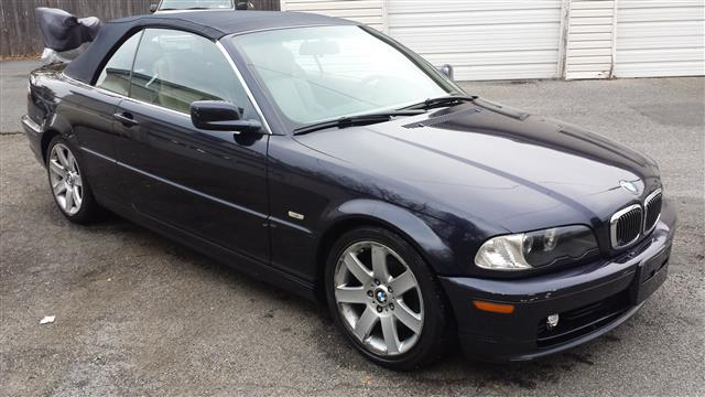 Used BMW 3 Series 325Ci 2dr Convertible 2002