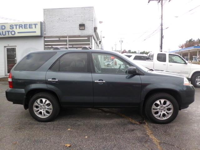 Used Acura Mdx TOURING 2003