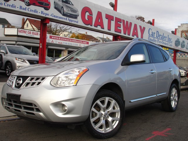 Used Nissan Rogue AWD 4dr SL w/Navigation 2011
