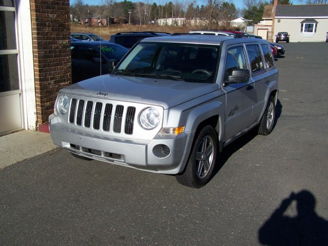 Used Jeep Patriot 4WD 4dr Sport 2008