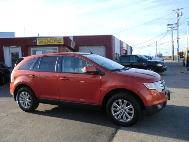 Used Ford Edge FWD 4dr SEL PLUS 2007