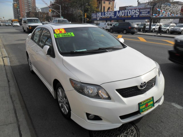 Used 2009 Toyota Corolla in Jamaica, New York