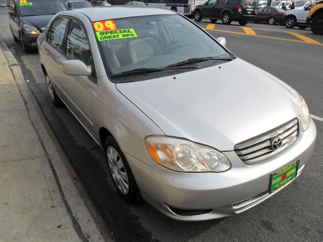 Used 2004 Toyota Corolla in Jamaica, New York