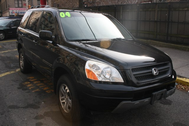 Used Honda Pilot 4WD EX Auto w/Leather 2004