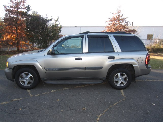 Used Chevrolet TrailBlazer 4dr 4WD Lt 2002