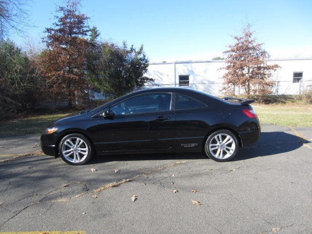 Used Honda Civic Si 2dr Cpe Manual 2007