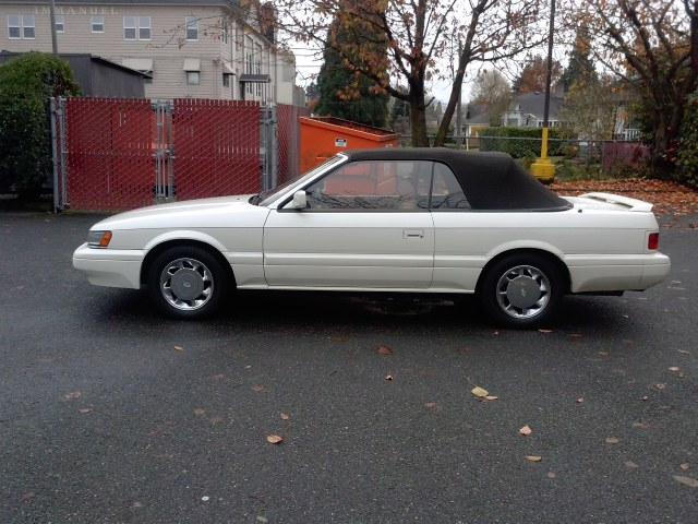 Used Infiniti M30 2dr Convertible 1991