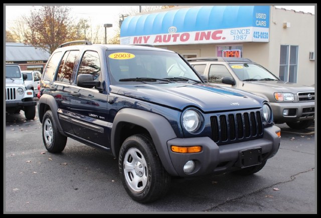 Used Jeep Liberty 4dr Sport 4WD 2003