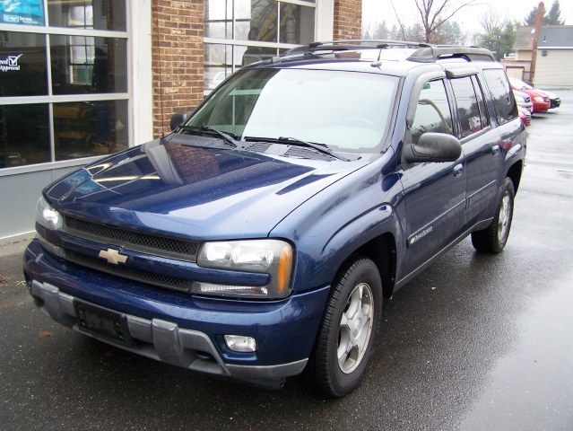 Used Chevrolet TrailBlazer 4dr 4WD EXT LT 2004