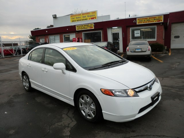 Used Honda Civic Sdn 4dr Auto LX 2008