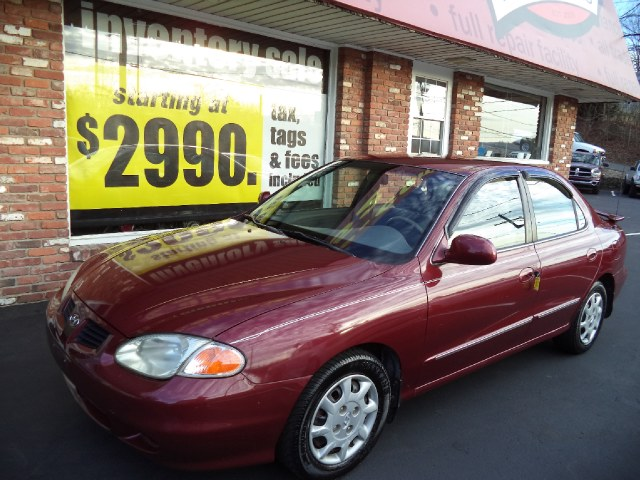Used 2000 Hyundai Elantra in Naugatuck, Connecticut