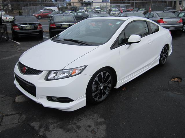 Used Honda Civic Cpe 2dr Man Si w/Navi 2013