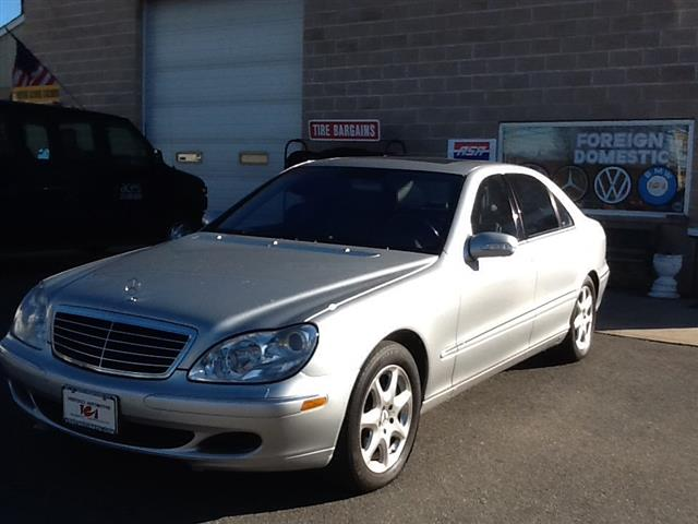 Used 2003 Mercedes-Benz S-Class in Wallingford, Connecticut