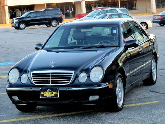 Used 2001 Mercedes-benz E-class in Merrimack, New Hampshire