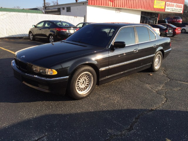 Used BMW 7 Series 740iA 4dr Sdn 2001