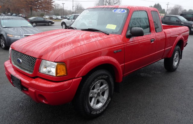 Used Ford Ranger 4dr Supercab 4.0L Edge 4WD 2002