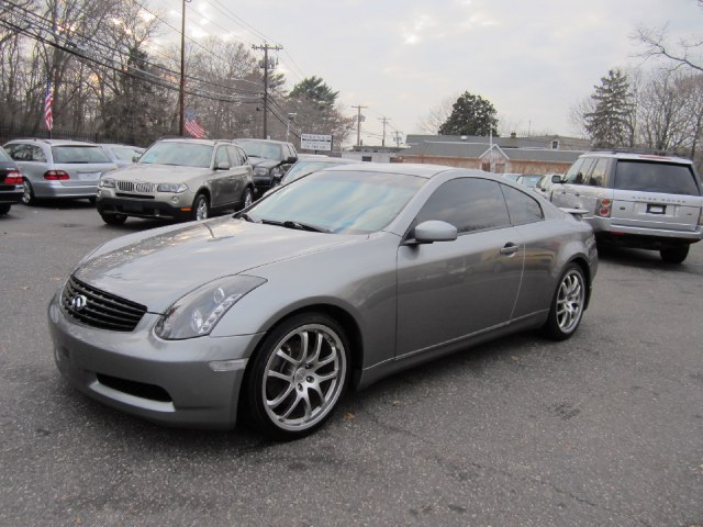 Used Infiniti G35 Coupe 2dr Cpe Manual 2005