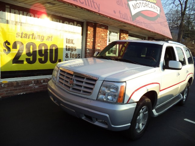 Used 2002 Cadillac Escalade in Naugatuck, Connecticut