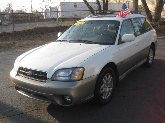 Used 2003 Subaru Legacy Wagon in Springfield, Massachusetts