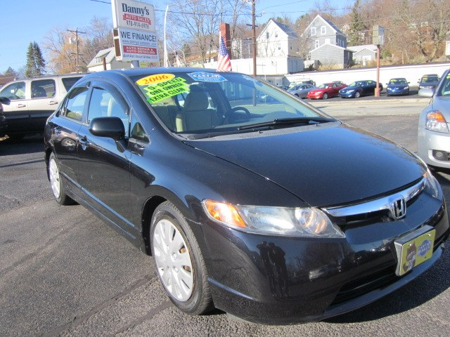 Used Honda Civic Sdn LX MT 2006