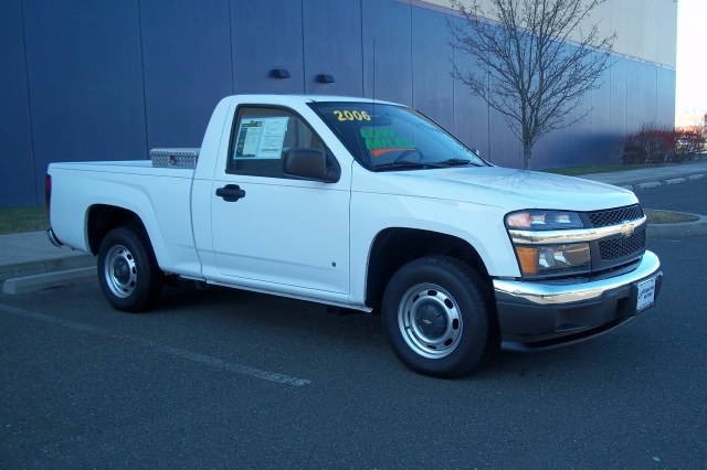 "Used Chevrolet Colorado Reg Cab 111.2"" WB 2WD Work Tru 2006"