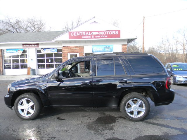 Used 2008 Chevrolet TrailBlazer in Southborough, Massachusetts