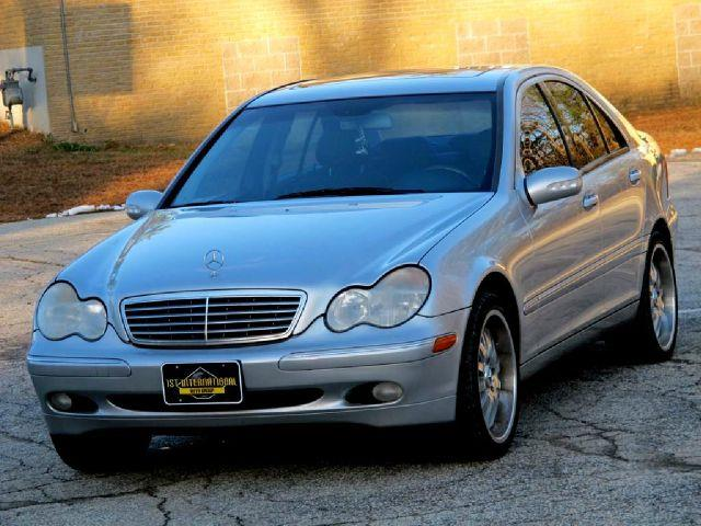 Used 2002 Mercedes-Benz C-Class in Merrimack, New Hampshire
