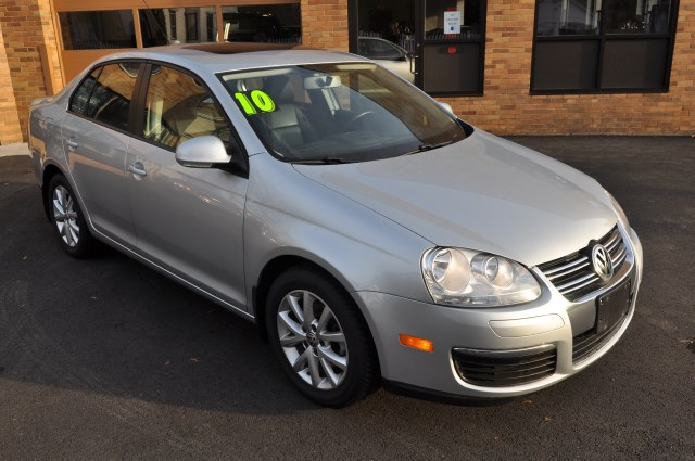 Used Volkswagen Jetta Sedan 4dr Manual Limited PZEV 2010
