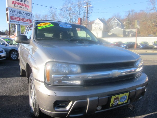 Used Chevrolet TrailBlazer 4dr 4WD LS 2005