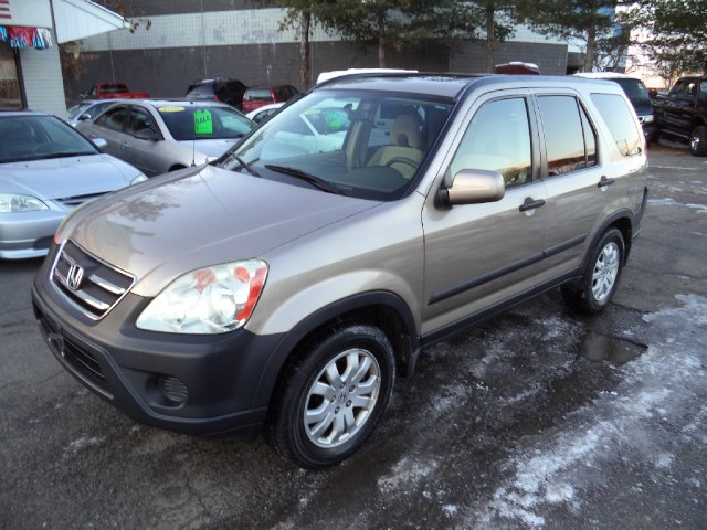 Used Honda CR-V 4WD EX AT 2006