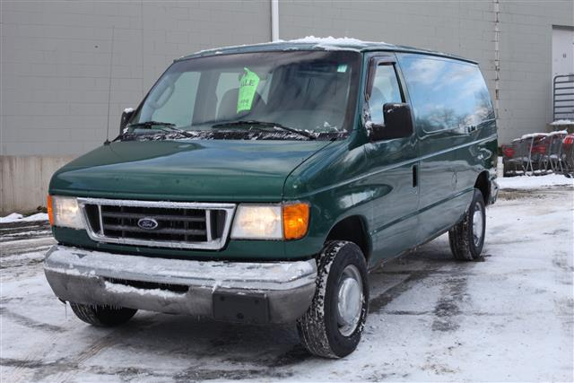Used Ford Econoline Cargo Van E-250 Recreational 2003