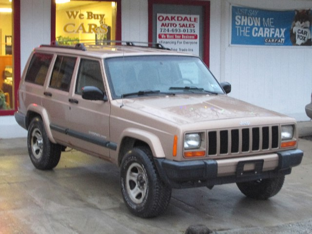 Used Jeep Cherokee N/A 1999