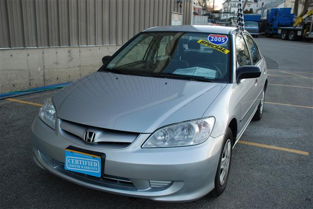 Used Honda Civic Sdn VP AT 2005