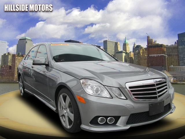 Used Mercedes-Benz E-Class 4dr Sdn E350 Luxury 4MATIC 2010