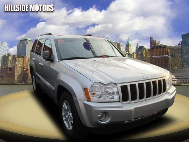 Used Jeep Grand Cherokee 4WD 4dr Laredo 2007