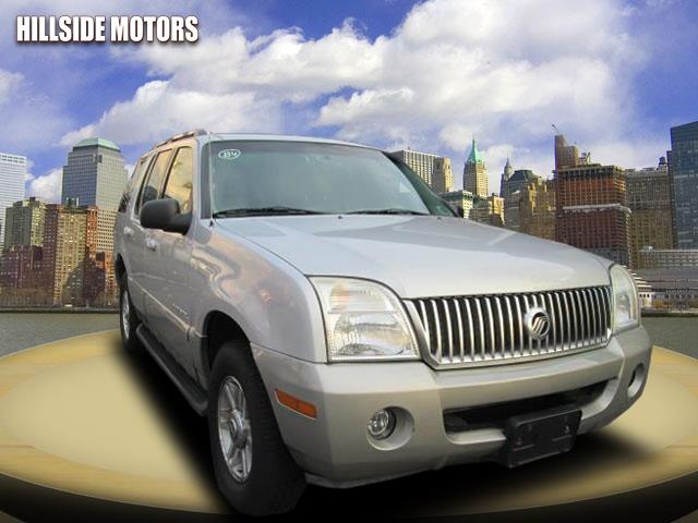 Used Mercury Mountaineer  2002